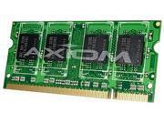 Axiom 1GB 200-Pin DDR2 SO-DIMM DDR2 667 (PC2 5300) Laptop Memory Model AX2667S5X/1G