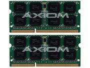 Axiom 8GB (2 x 4GB) 204-Pin DDR3 SO-DIMM DDR3 1333 (PC3 10600) Memory Model AXG27593235/2