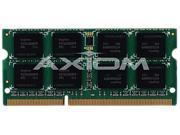 Axiom 8GB 204-Pin DDR3 SO-DIMM DDR3 1600 (PC3 12800) Laptop Memory Model FPCEM761AP-AX