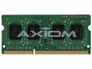 Axiom 4GB 204-Pin DDR3 SO-DIMM DDR3 1600 (PC3 12800) Laptop Memory Model CF-BAX04GI-AX