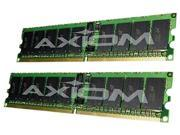 Axiom 8GB (2 x 4GB) 240-Pin DDR2 SDRAM Registered DDR2 667 (PC2 5300) Server Memory Model 408854-B21-AX