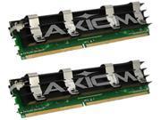 Axiom 4GB (2 x 2GB) DDR2 800 (PC2 6400) ECC Fully Buffered Memory for Apple Model MB193G/A-AX
