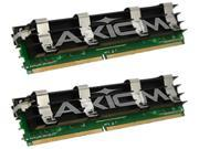 Axiom 8GB (2 x 4GB) DDR2 800 (PC2 6400) ECC Fully Buffered Memory for Apple Model MB194G/A-AX