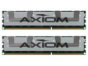 Axiom 16GB (2 x 8GB) 240-Pin DDR3 SDRAM DDR3L 1066 (PC3L 8500) ECC Registered Server Memory Model EM16-AX