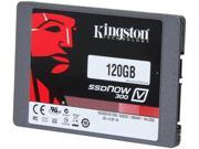 "Kingston SSDNow V300 Series 2.5"" 120GB SATA III Internal Solid State Drive (SSD) SV300S37A/120G"