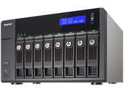 QNAP TVS-871-i5-8G-US High-performance Turbo vNAS with 4K video playback and transcoding
