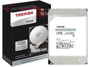 TOSHIBA X300 HDWR21EXZSTA 14TB 7200 RPM 256MB