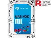 Seagate NAS HDD ST4000VN003 4TB 64MB Cache SATA 6.0Gb/s Internal Hard Drive + Rescue Data Recovery Services