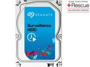 Seagate Surveillance HDD ST6000VX0011 6TB 128MB Cache SATA 6.0Gb/s Internal Hard Drive + Rescue Data Recovery Services