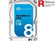 Seagate Surveillance HDD ST8000VX0012 8TB 256MB Cache SATA 6.0Gb/s Internal Hard Drive