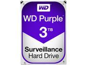 WD Purple 3TB Surveillance Hard Disk Drive - Intellipower SATA 6 Gb/s 64MB Cache 3.5 Inch - WD30PURX