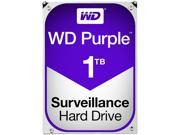 WD Purple 1TB Surveillance Hard Disk Drive - Intellipower SATA 6Gb/s 64MB Cache 3.5 Inch - WD10PURX
