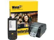 Wasp Barcode Inventory Control RF Enterprise Inventory Tracking Solution with HC1 & WPL305