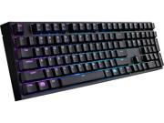 Cooler Master MasterKeys Pro L RGB Mechanical Gaming Keyboard, Cherry MX Brown ...