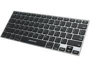 IOGEAR GKB641B Micro USB Bluetooth Wireless Slim Keyboard for iOS Devices