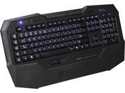 ROCCAT ROC-12-721 Isku Illuminated Gaming Keyboard