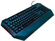 ROCKSOUL RSKB 00115 LED backlit Gaming Keyboard with Anti Ghosting Keys