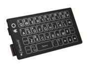 """Hawking HWMP1 Black 38 Normal Keys USB RF Wireless Mini Multimedia Control Pad Palm Rest: N/A Normal Keys: 38 Power Supply: Built-in Lithium-Ion 3.7V 650 MAh Operating Time: Stand by time: up to 3200 hour(s) Distance: 65' System Requirement: Operating Systems: Windows 7/Vista, Max OS X 10.4 or later , Ubuntu 7.10 or later  Gaming Consoles: Ninento Wii, Microsoft Xbox 360, PlayStation 3 Dimensions: 0.31"""" x 3.75"""" x 2.15"""" (H x W x D) Package Contents: 1 x Handheld Multimedia Control Pad  1 x 23-inch (60cm) USB Cable   1 x USB Dongle  1 x Quick Start/ User's Manual"""