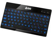 AZIO KB335 Backlit Bluetooth 3.0 Slim Keyboard for Tablets