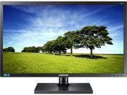 "SAMSUNG TC241W Black 23.6"" 5ms Thin Client behind Display"