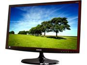 """SAMSUNG S27C390H Black with Translucent Red Gradation 27"""" 5ms (GTG) HDMI Widescreen LED Backlight LCD Monitor"""