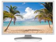 "NEC PA302W White 30"" 6ms HDMI Widescreen LED Backlight 1.07 billion out of 4.3 trillion display colors Height, Pivot, Swivel, Tilt LCD Monitor IPS"
