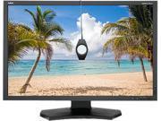 "NEC PA302W-BK-SV Black 30"" 6ms Widescreen LED Backlight 1.07 billion out of 4.3 trillion ..."