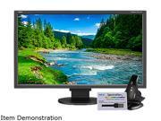 "NEC Display MultiSync EA275WMI-BK-SV 27"" LED LCD Monitor - 16:9 - 6 ms"