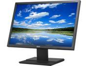 "Acer V226WLbd Black 22"" 5ms Widescreen LED Backlight LCD Monitor"