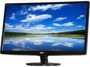 "Acer UM.FS1AA.001 S241HL bmid (UM.FS1AA.001) Black 24"" 5ms Widescreen LED Backlight LCD Monitor Built-in Speakers"