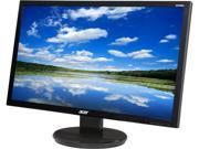 "Acer K272HULbmiidp Black 27"" WQHD 6ms (GTG) HDMI Widescreen LED Backlight LCD Monitor IPS DCR 100,000,000:1(1,000:1) Built-in Speakers"