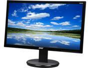 Acer K202HQL bd Black 19.5 5ms Widescreen LED Backlight LCD Monitor