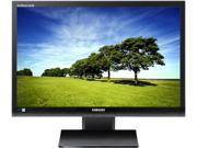"""SAMSUNG SyncMaster S19A450BW-1 Black 19"""" 5ms Widescreen LED Backlight LCD Monitor"""