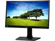 """SAMSUNG S24E650C Black 23.5"""" 4ms Widescreen LCD Monitor"""