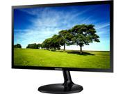 """SAMSUNG S19F350 Glossy Black 18.5"""" 14ms Widescreen LED Backlight LCD Monitor"""
