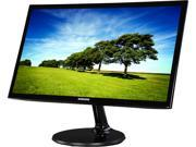 "SAMSUNG S22F350 Glossy Black 22"" 5ms HDMI Widescreen LCD/LED Monitor, 200cd/m2 DCR Mega Infinity (1000:1), VGA HDMI"