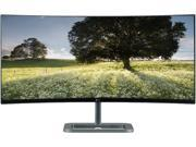 "LG 34UC87M-B Black 34"" 5m (GTG) Curved Monitor 300 cd/m2 IPS Panel HDMI/ Thunderbolt ports DCR Mega Infinity"