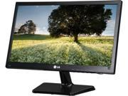 "LG 19M37D-B Black 18.5"" 5ms Widescreen LED Backlight LCD Monitor"