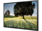"LG 60WL30 Black 60"" Large Format Monitor"