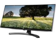"LG 34UM88-P Black 34"" 5ms HDMI Large Format Monitor IPS"