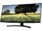 "LG 34UM88C-P Black 34"" 5ms HDMI Widescreen LCD Monitor IPS"
