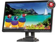 "ViewSonic TD2420 Black 23.6"" Optical Multi-Touch Monitor"