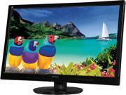 "ViewSonic VA2746M-LED-S Black 27"" 3.4ms Widescreen LED Backlight LCD Monitor"