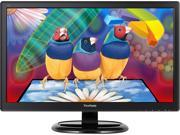 "ViewSonic VA2455SM-S Black 23.6"" 8.50 ms LED Backlight LCD Monitor Built-in Speakers"