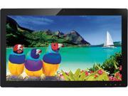 "ViewSonic TD2740-S Black 27"" USB Projected Capacitive LED Touchscreen Monitor"
