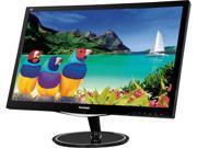 "ViewSonic VX2457-MHD Black 23.6"" 1ms HDMI Widescreen LED Backlight LCD Monitor"