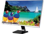 "ViewSonic VX2778-smhd Silver / Black 27"""" 5ms (GTG) Widescreen LED Backlight WQHD PLS (2560 x 1440), Super Narrow & Frameless Bezel Built-in Speakers"" 9SIV00C4SS3068"