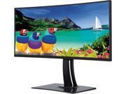 "ViewSonic VP3881 38"" IPS LED UltraWide HD Monitor Black/silver VP3881"