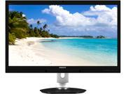 "Philips 272P4QPJKEB 27"" 12ms WQHD HDMI LED Backlight LCD PLS Monitor 300 cd/m2 20,000,000:1"
