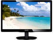"""PHILIPS 196V4LAB2/00 18.5"""" 5ms LCD Monitor"""